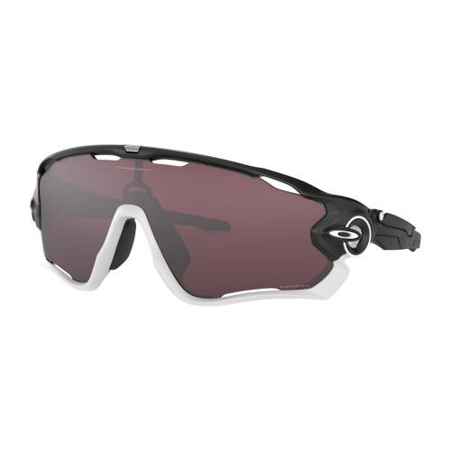 Oakley Jawbreaker Matte Black Prizm Road lense