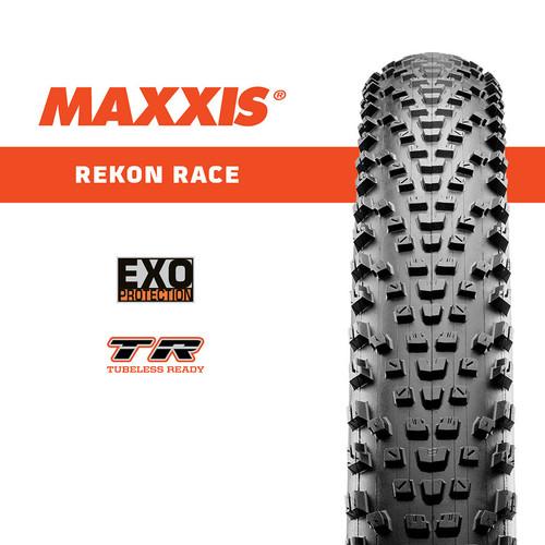 Maxxis Rekon Race TR Foldable Tyre