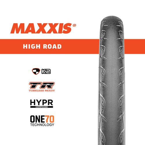 Maxxis High Road Folding Tyre