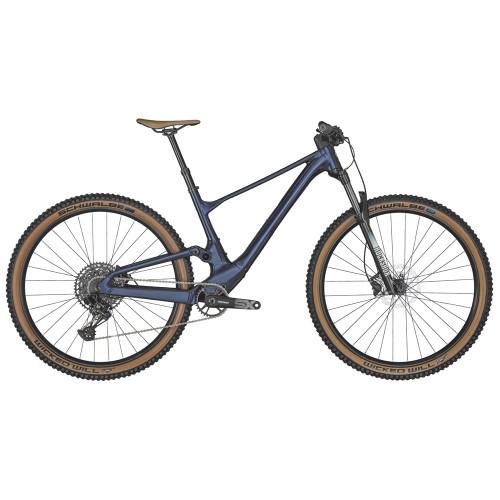 Scott 2022 Spark 970 Blue