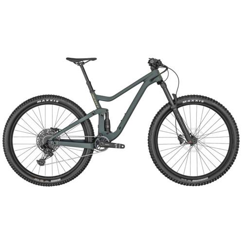 Scott 2022 Genius 950 Flat Grey