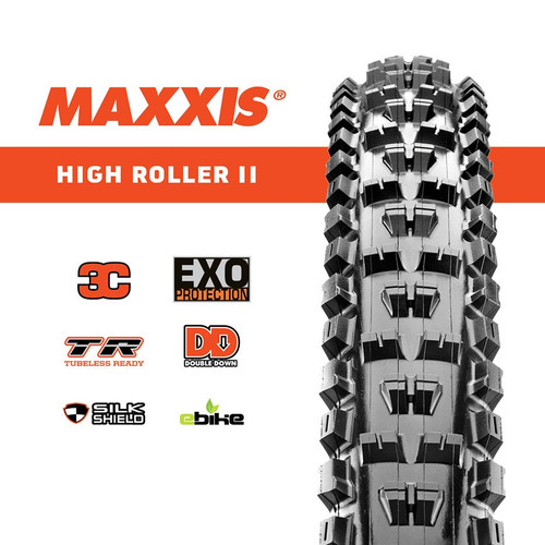 Maxxis High Roller II 27.5x2.8 Tyre