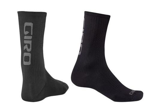 "Giro 2021 HRC Hi-Rise 6"" Team Socks Black"