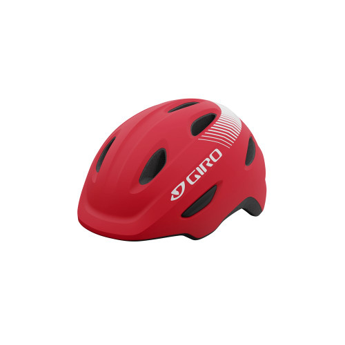 Giro 2021 Scamp Helmet Matte Bright Red