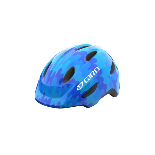Giro 2021 Scamp Helmet Blue Splash