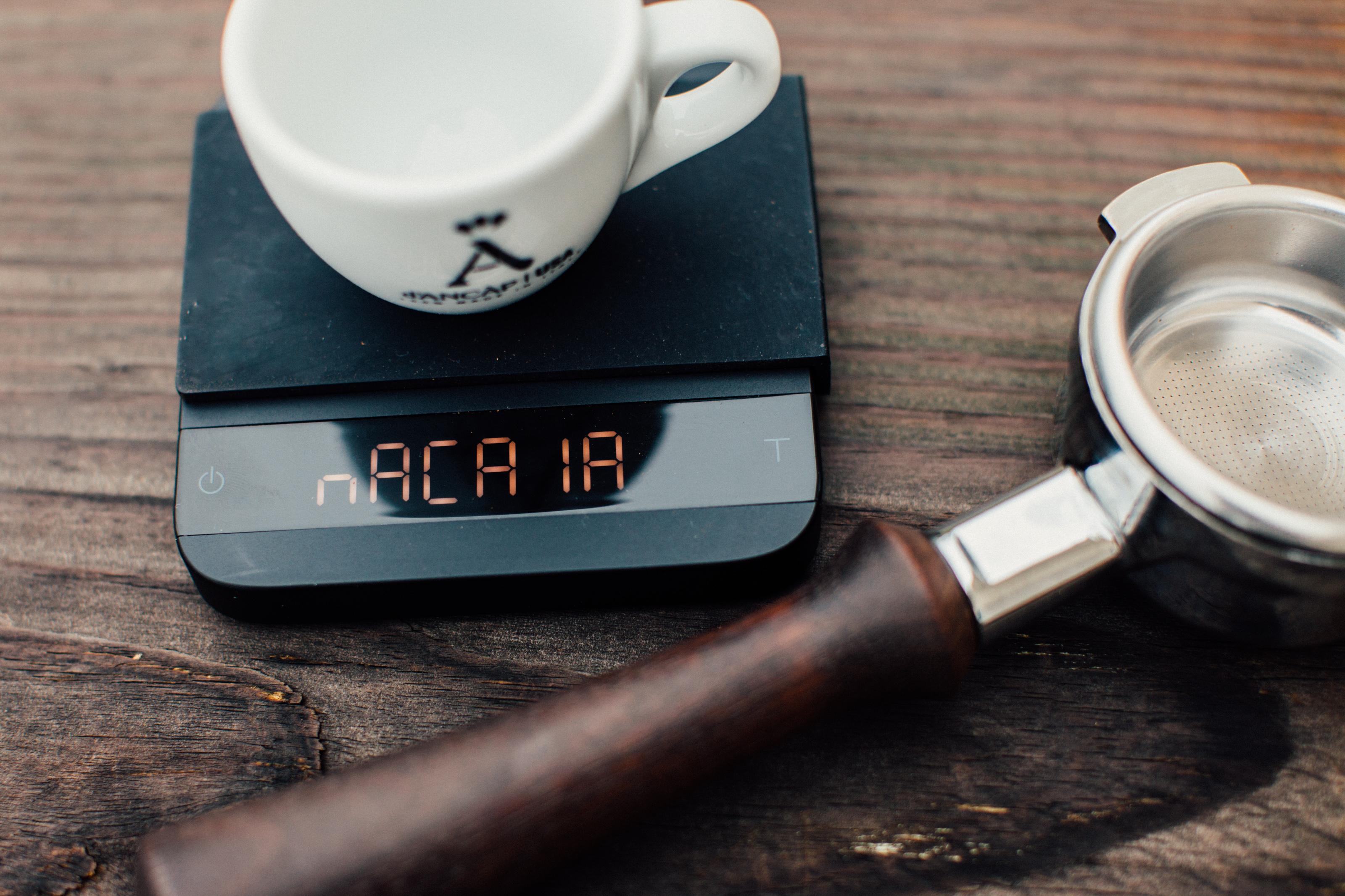 Portafilter and espresso accessories