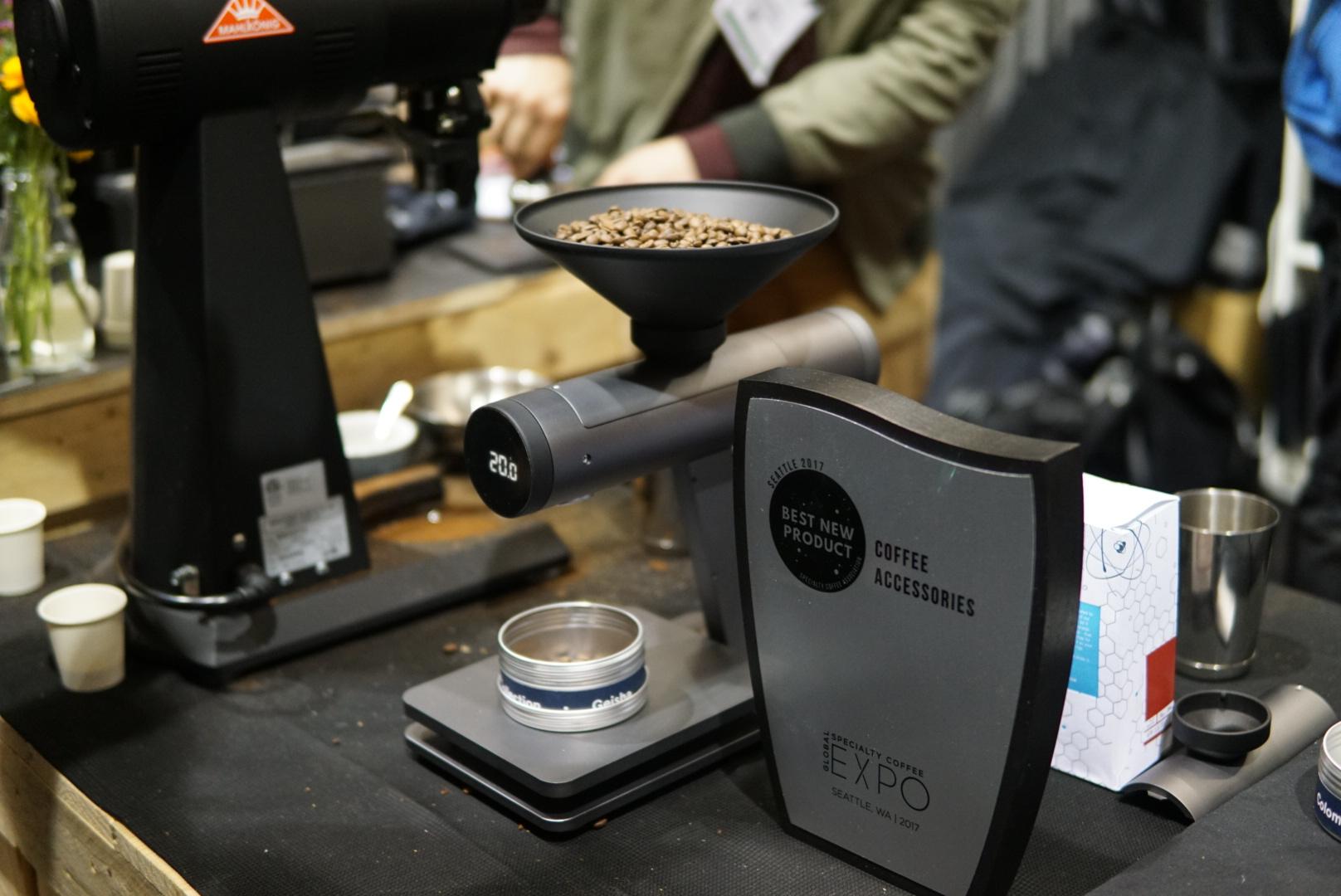 Acaia Orion Coffee Bean Doser