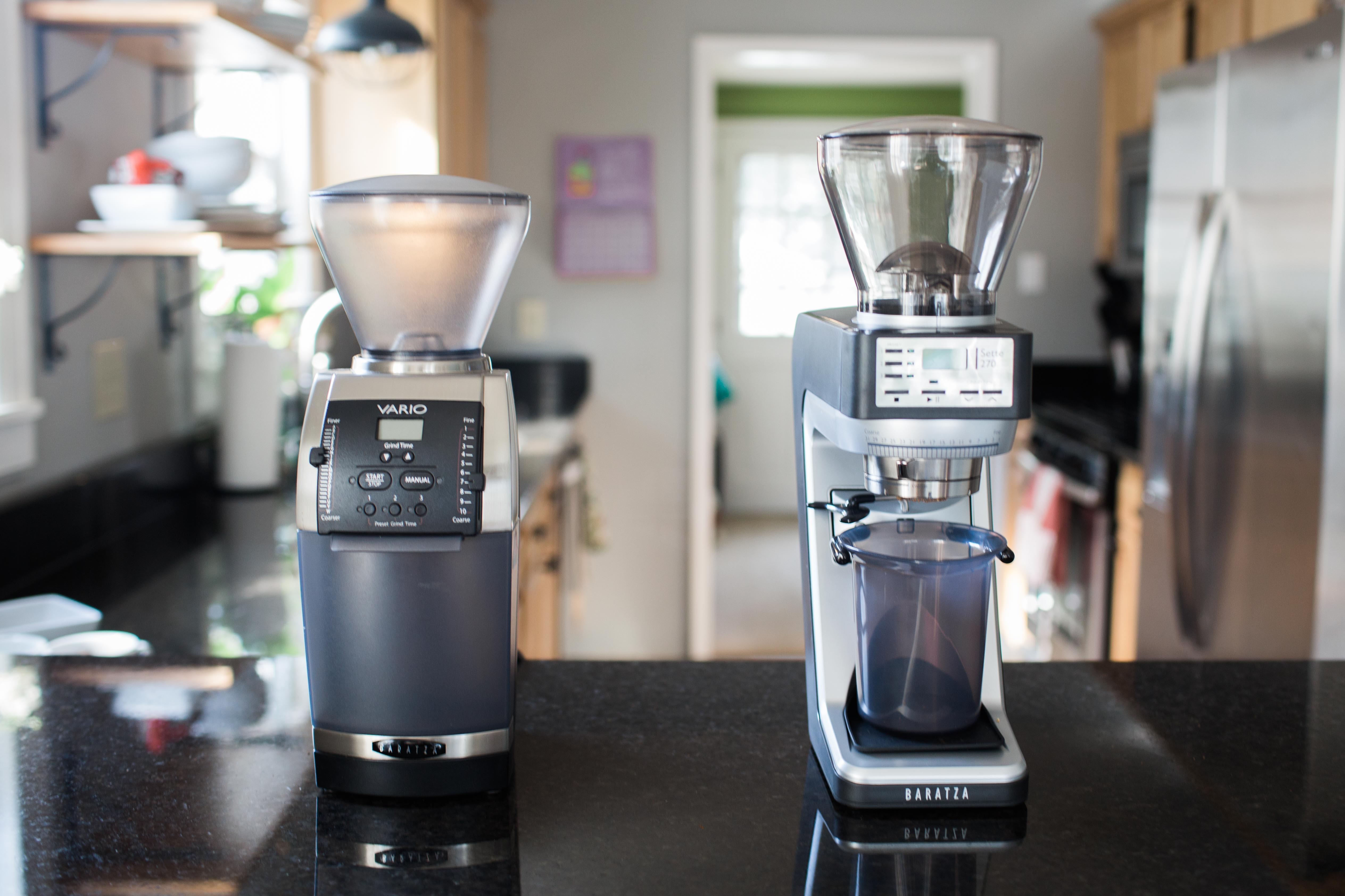 Baratza espresso grinders