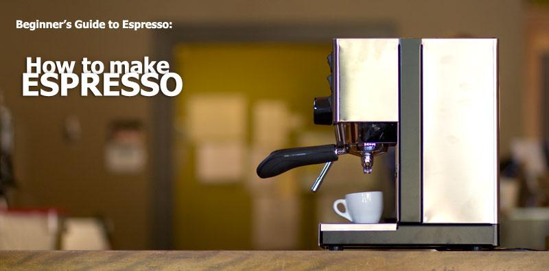 espresso 101 blog post