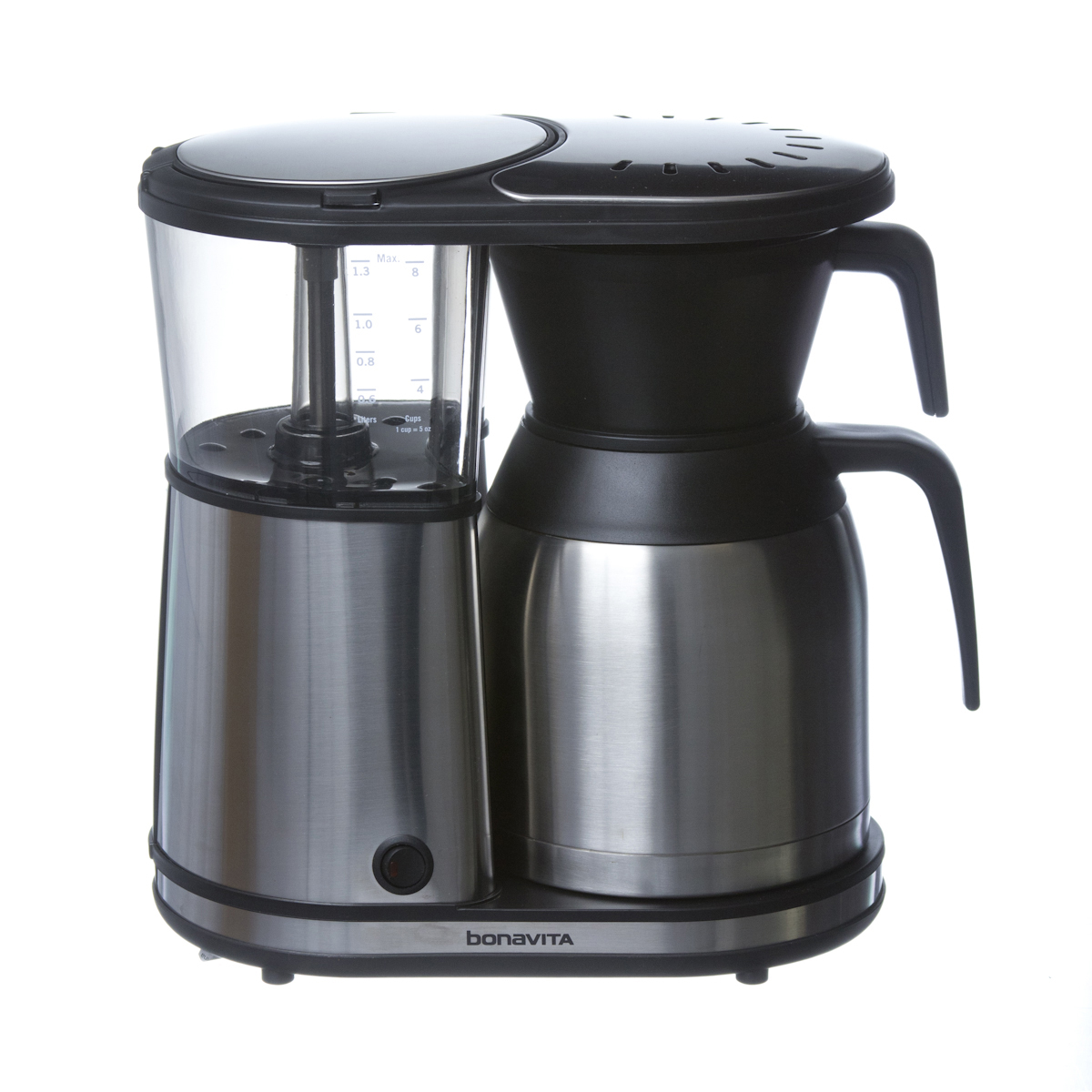 Bonavita Coffee Maker BV1900TS - 8 Cup Automatic Brewer with Thermal Carafe