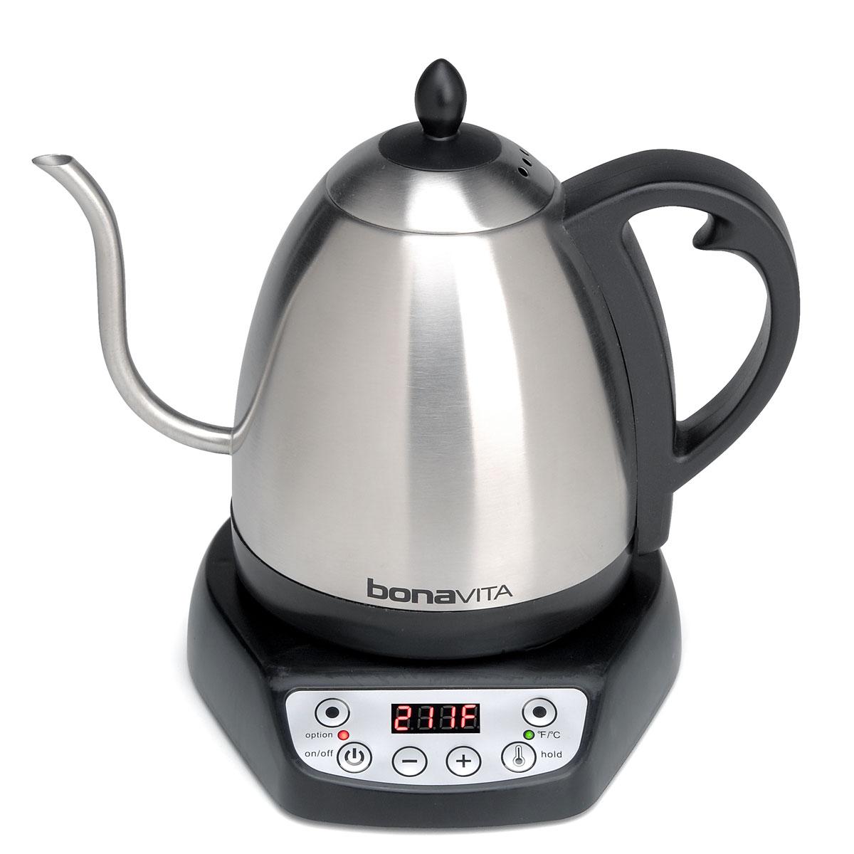 Bonavita Variable Temperature Electric Pouring Kettle - 1L