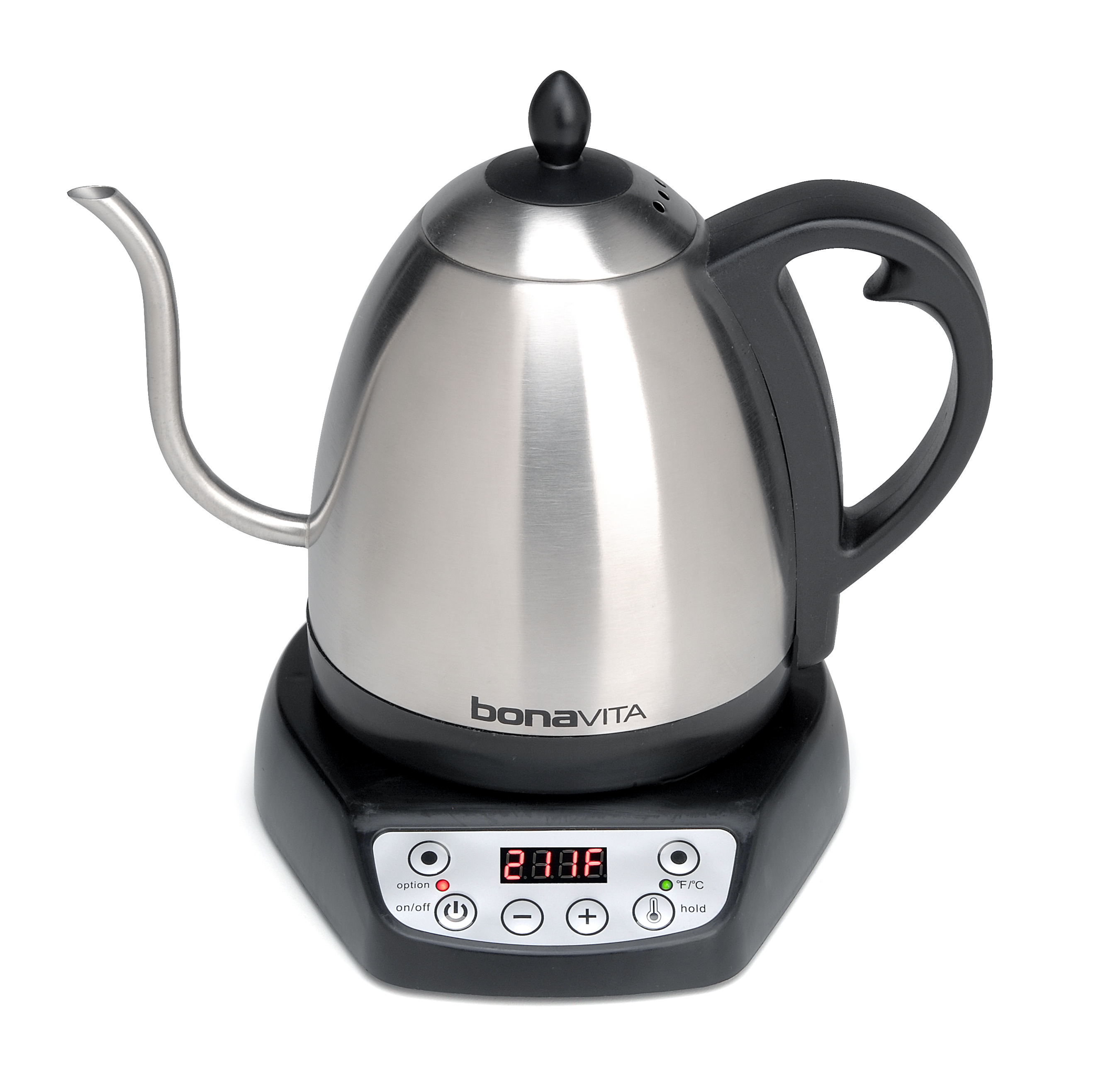 Variable Temp Pouring Kettle