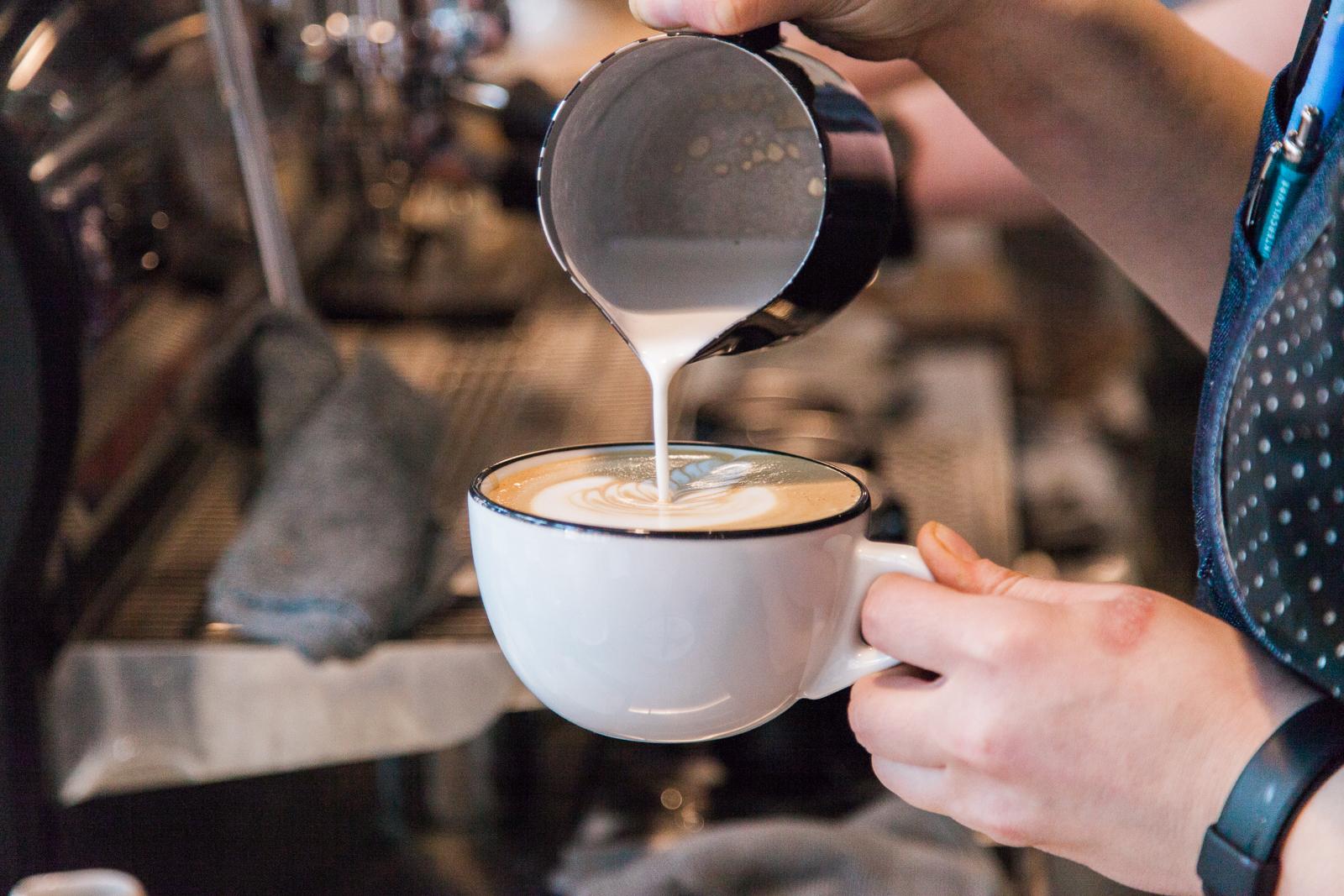 Cherry Street Cappuccino