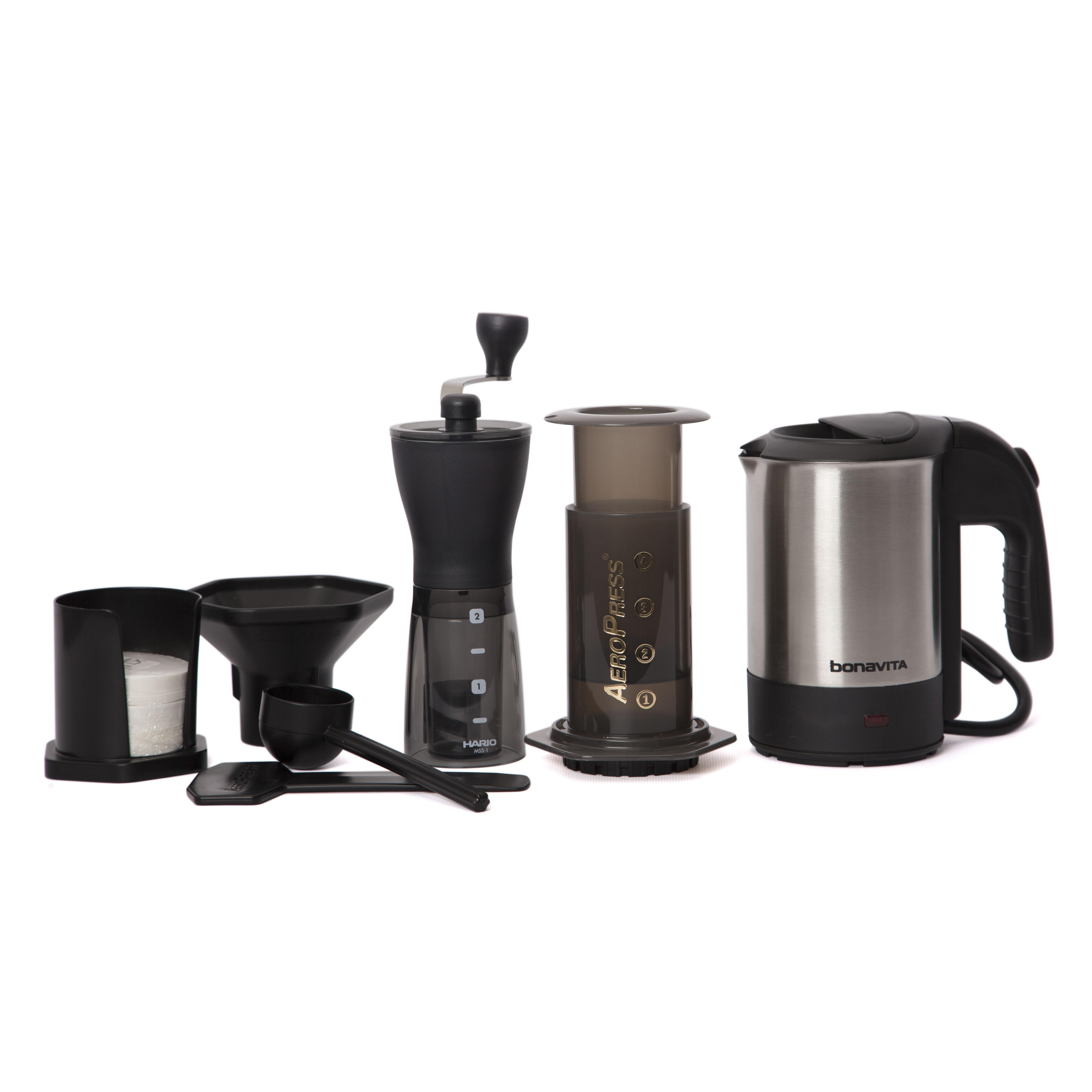 Prima Coffee Coffee Travel Kit