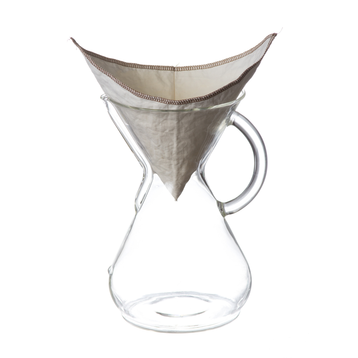 CoffeeSock Cloth Filter for Chemex