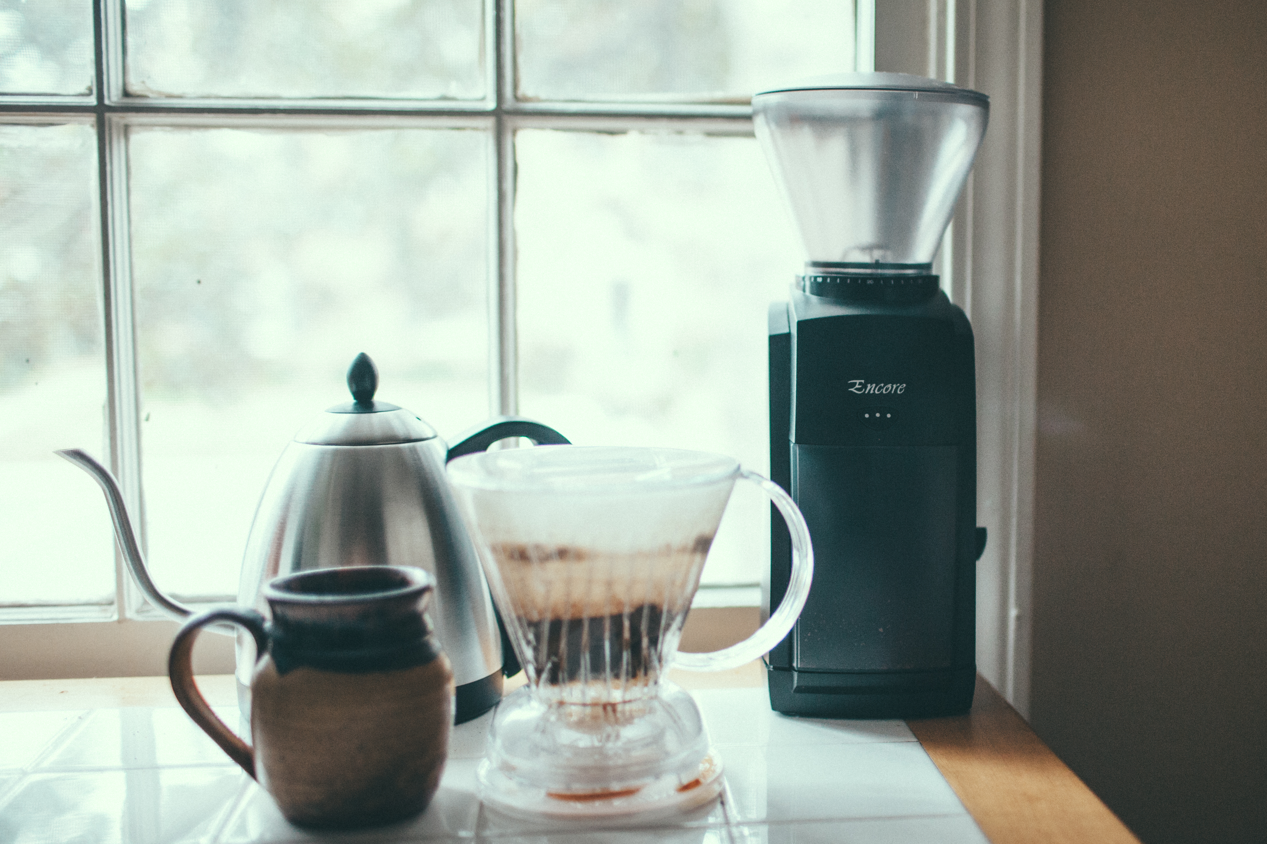 The Baratza Encore is a smart pick for your first burr grinder, striking a great balance between price and performance