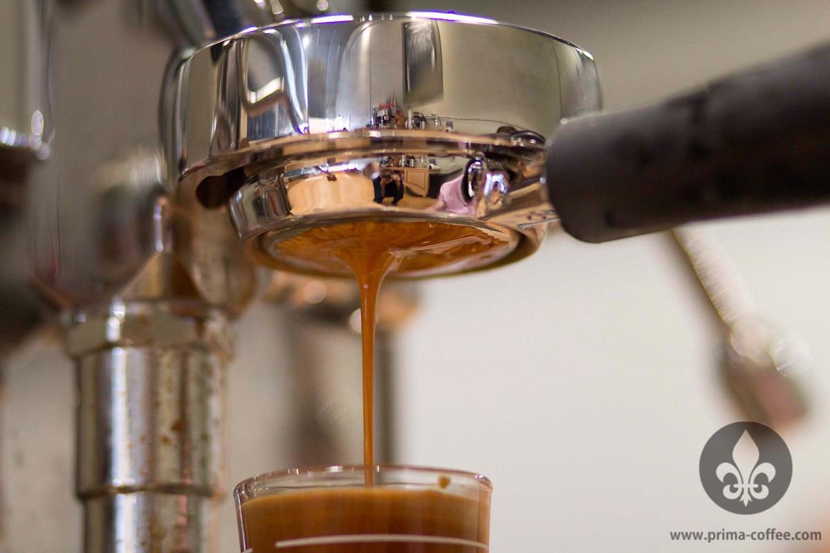 Espresso extraction