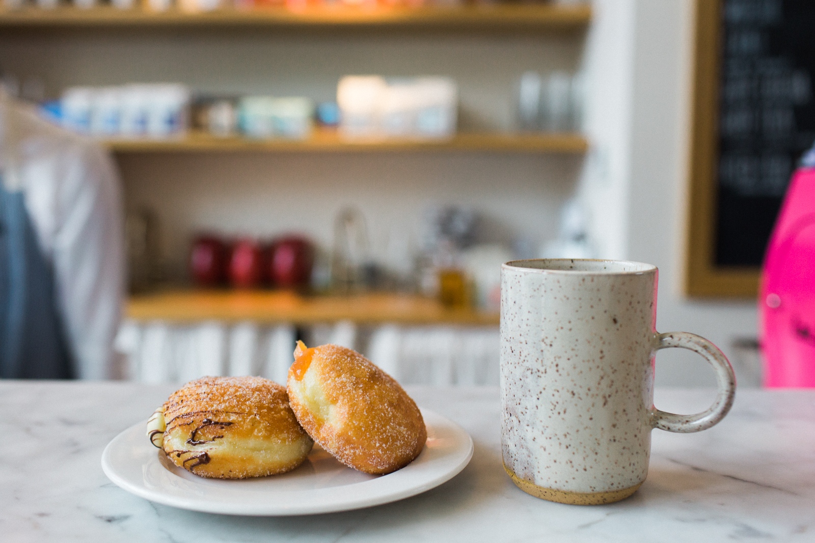 General Porpoise Doughnuts and Coffee