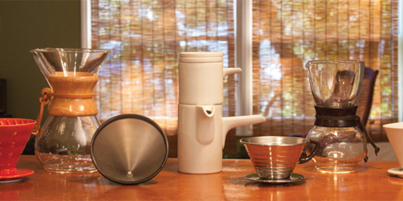 A Beginners Guide to Pour Over Coffee Brewing