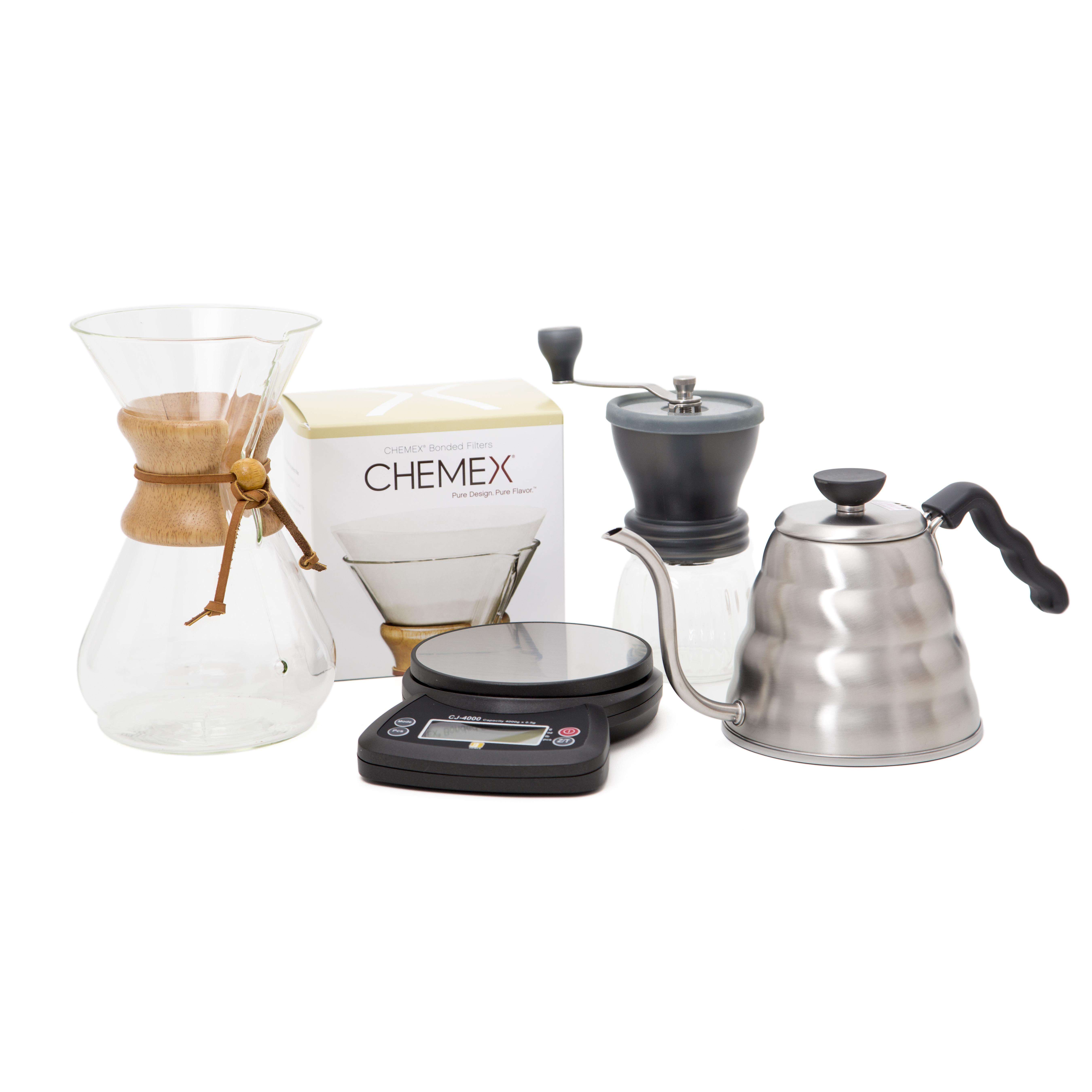 Prima Coffee Home Brewing Starter kit