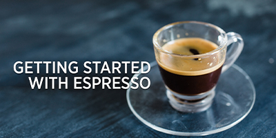 get started with espresso