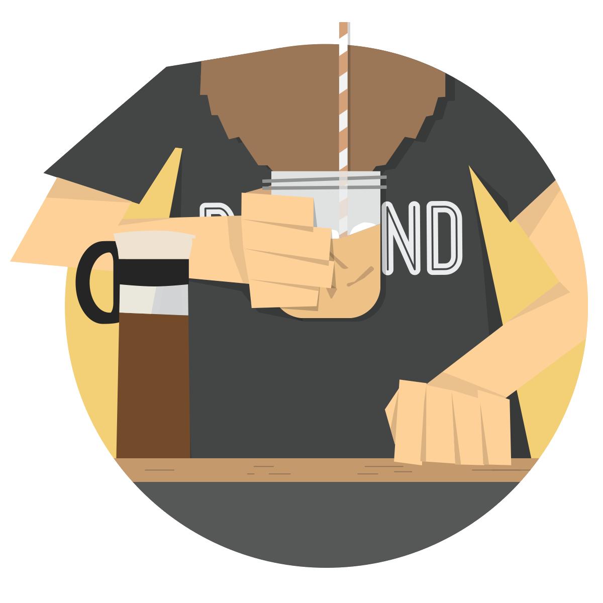 The Iced Coffee Aficionado