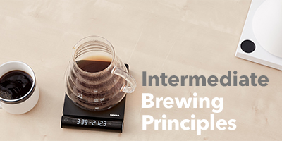 Intermediate brewing principles