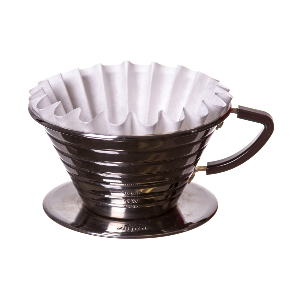 Kalita Wave Dripper with filter paper