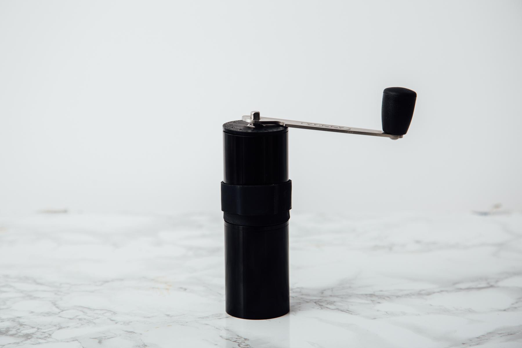 Aergrind hand grinder