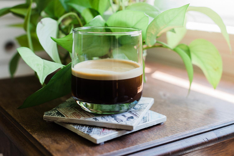 Nitro Espresso Old Fashioned summer coffee beverage