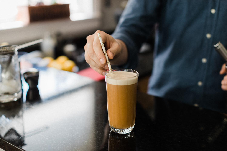 Cleveland Mist summer coffee beverage