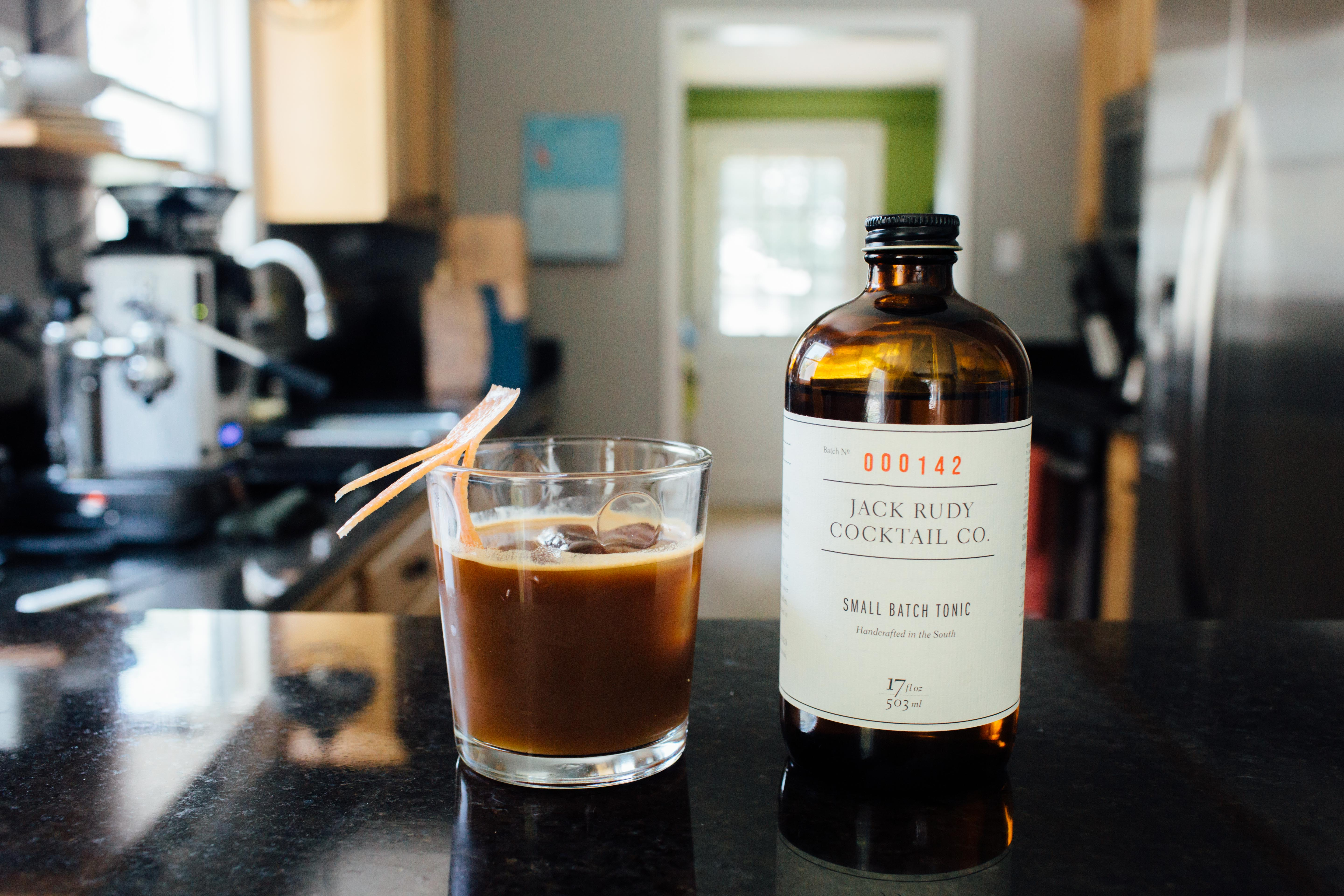 Espresso and tonic are a match made in heaven