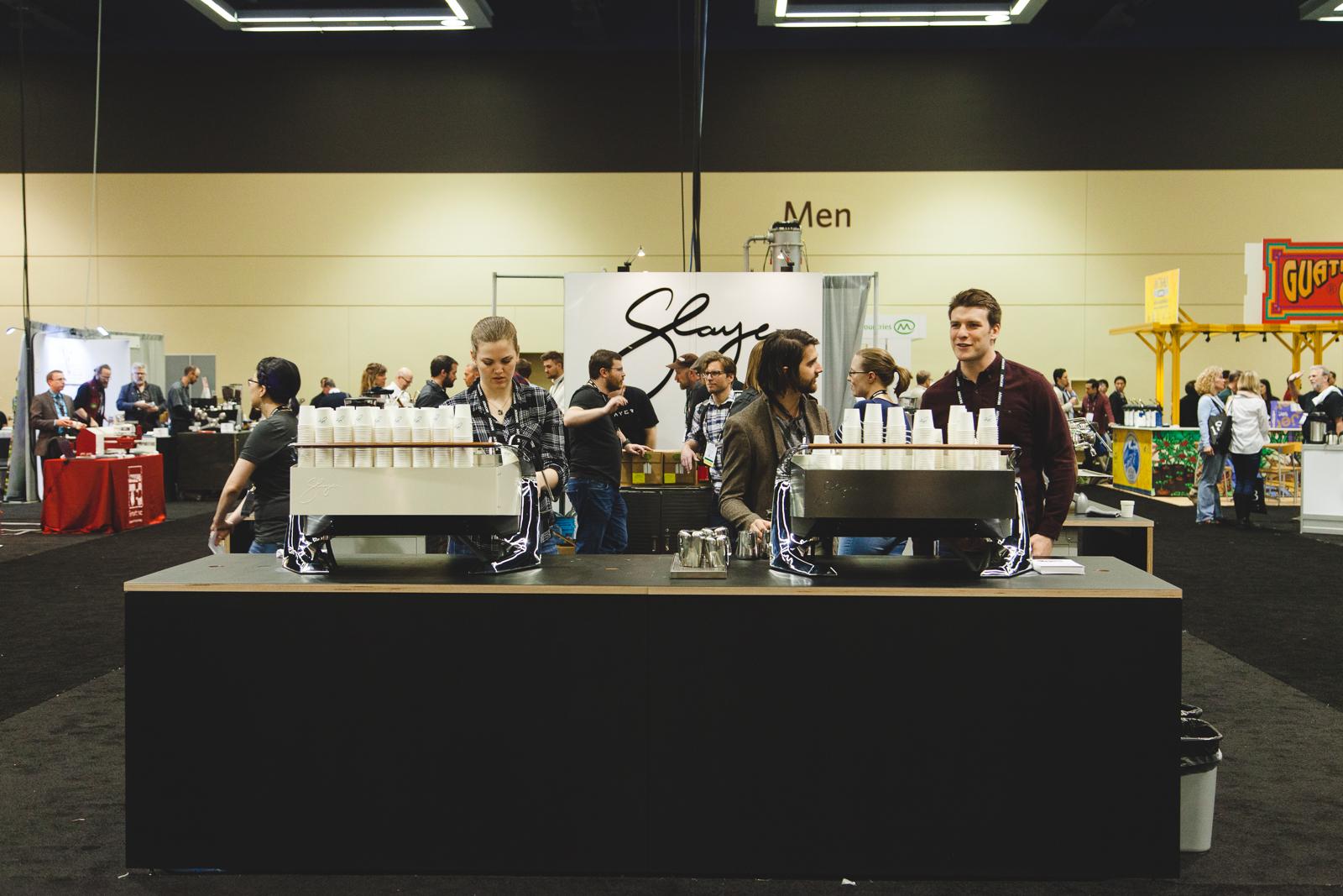 Slayer Steam Espresso Machines