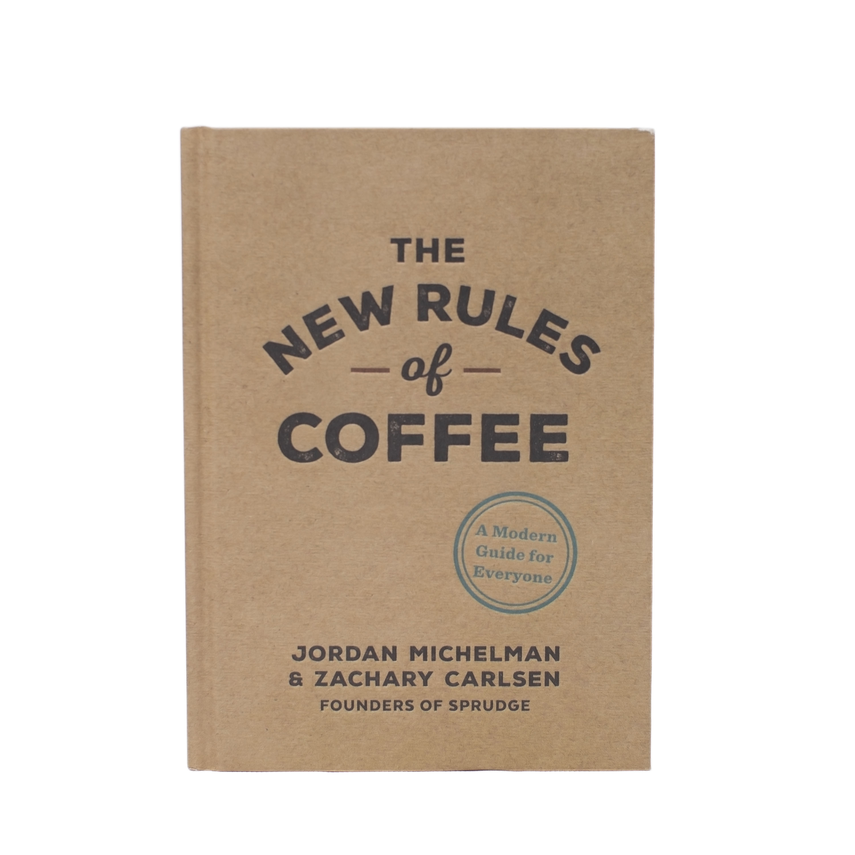 The New Rules of Coffee Book