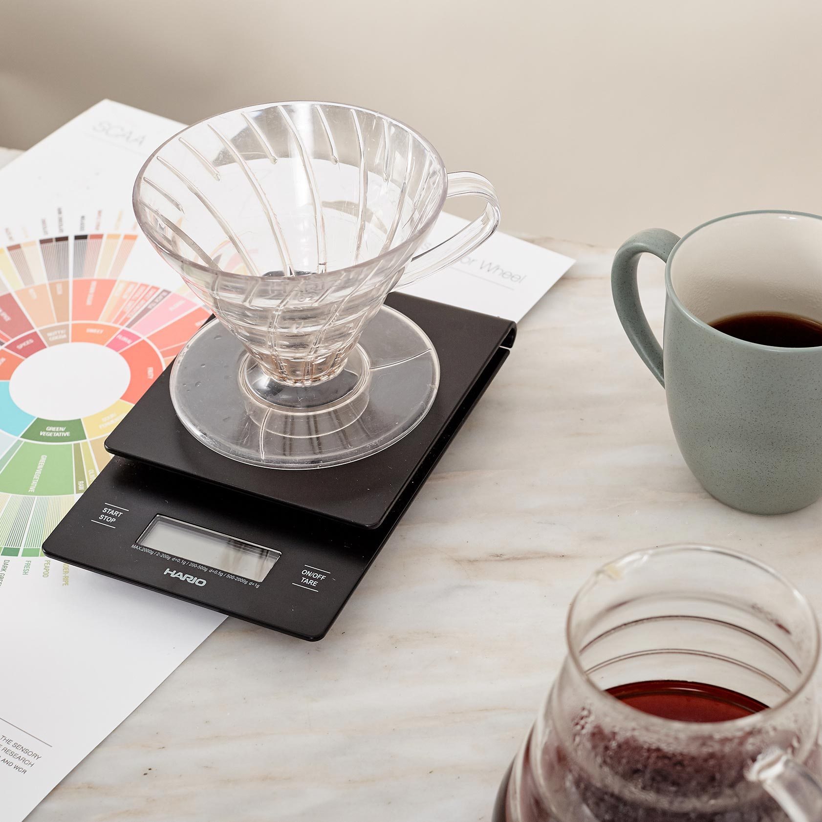 Hario V60 Pour Over Brewer