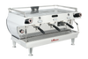 La Marzocco GB5 S Commercial Espresso Machine EE viewed at an angle