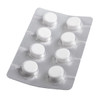 Single blister pack of Urnex Cafiza Espresso Machine Cleaning Tablets