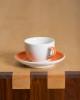 italian porcelain cappuccino cup