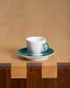 ancap italian espresso cup and saucer 2.5oz