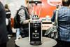 Mahlkönig E65 espresso grinder on display