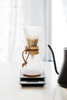 "Chemex Bonded 13"" Half-Moon Coffee Filter for 1-3 Cup Chemex"