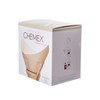 Chemex Bonded Natural Brown Coffee Filters, 100 count