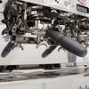 La Marzocco KB90 AV Auto-Volumetric Espresso Machine, Ergonomic Portafilter Detail