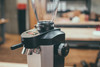 Mahlkonig Tanzania Retail Coffee Grinder Onsite Top View