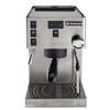 Silver Rancilio Silvia Pro Espresso Machine Front