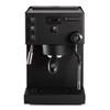 Black Rancilio Silvia Pro Espresso Machine Front
