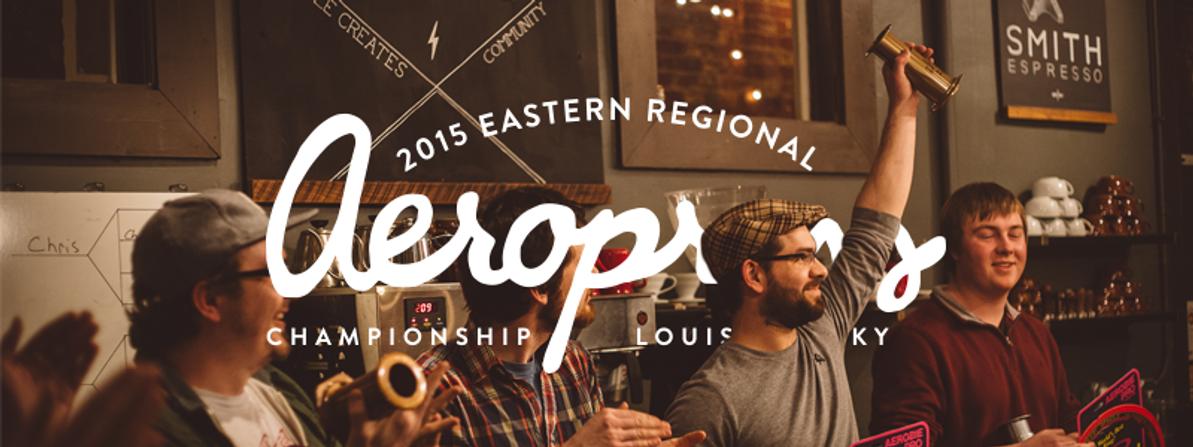 Video: The 2015 Eastern Regional Aeropress Championship