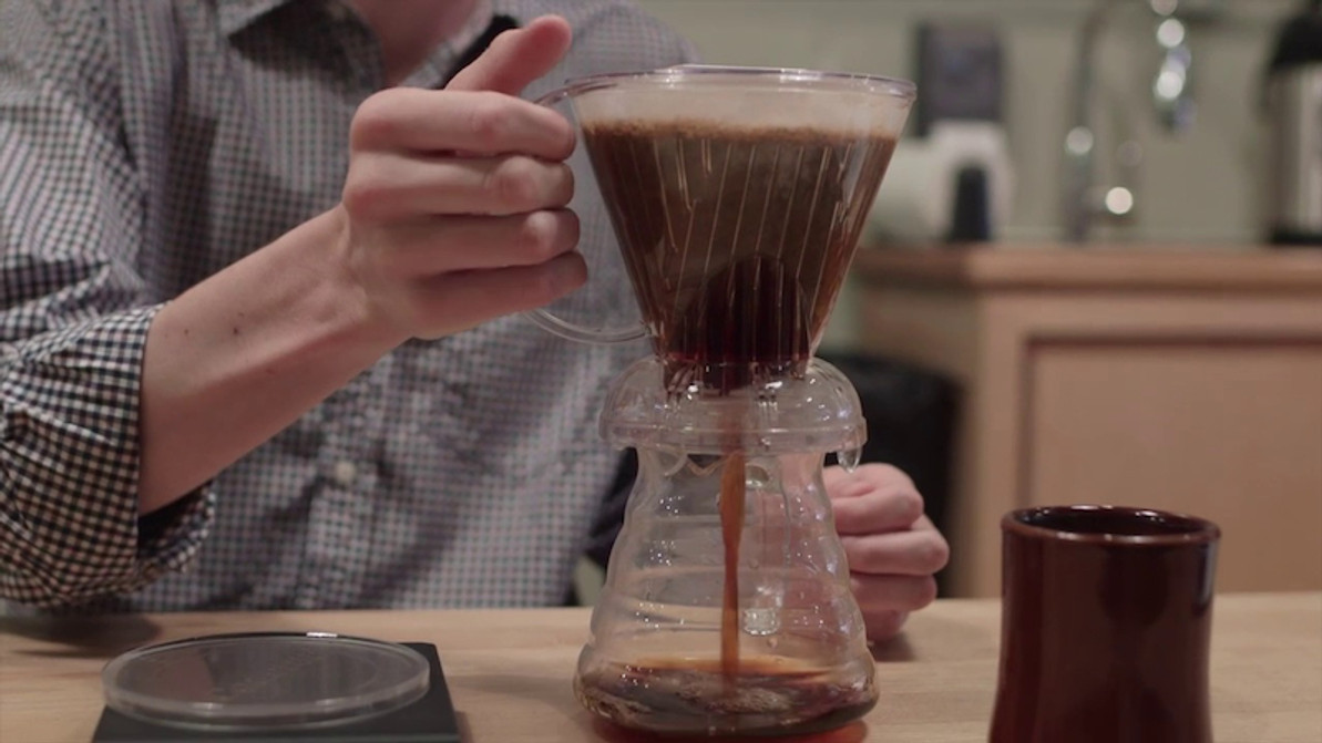 How to Brew: Clever Coffee Dripper
