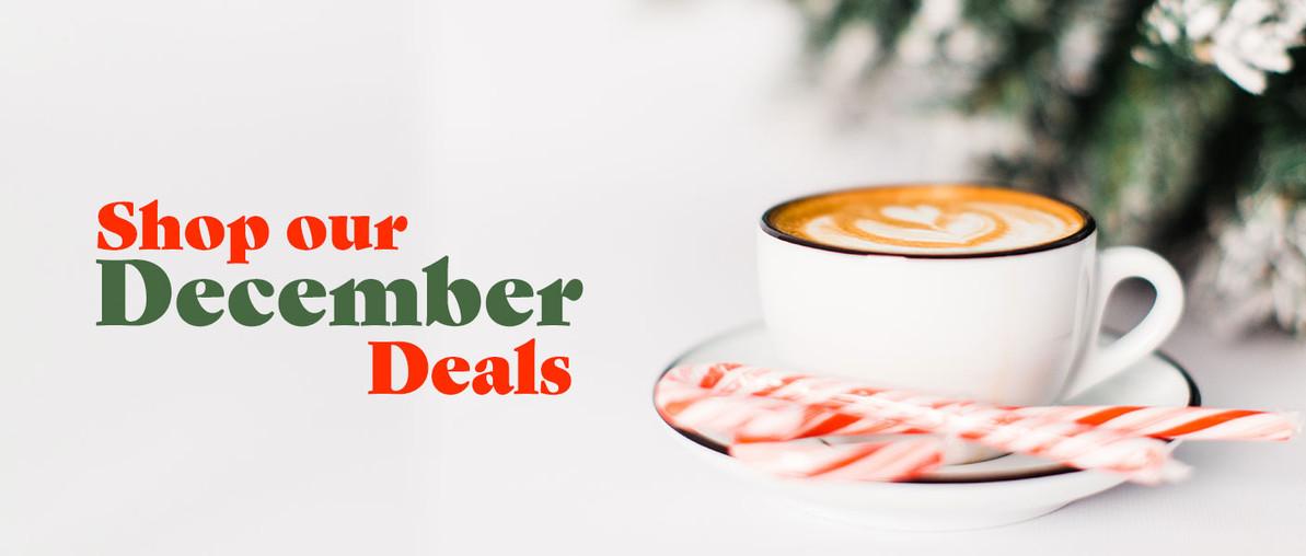 Beyond Black Friday - Our December Coffee Gear Deals