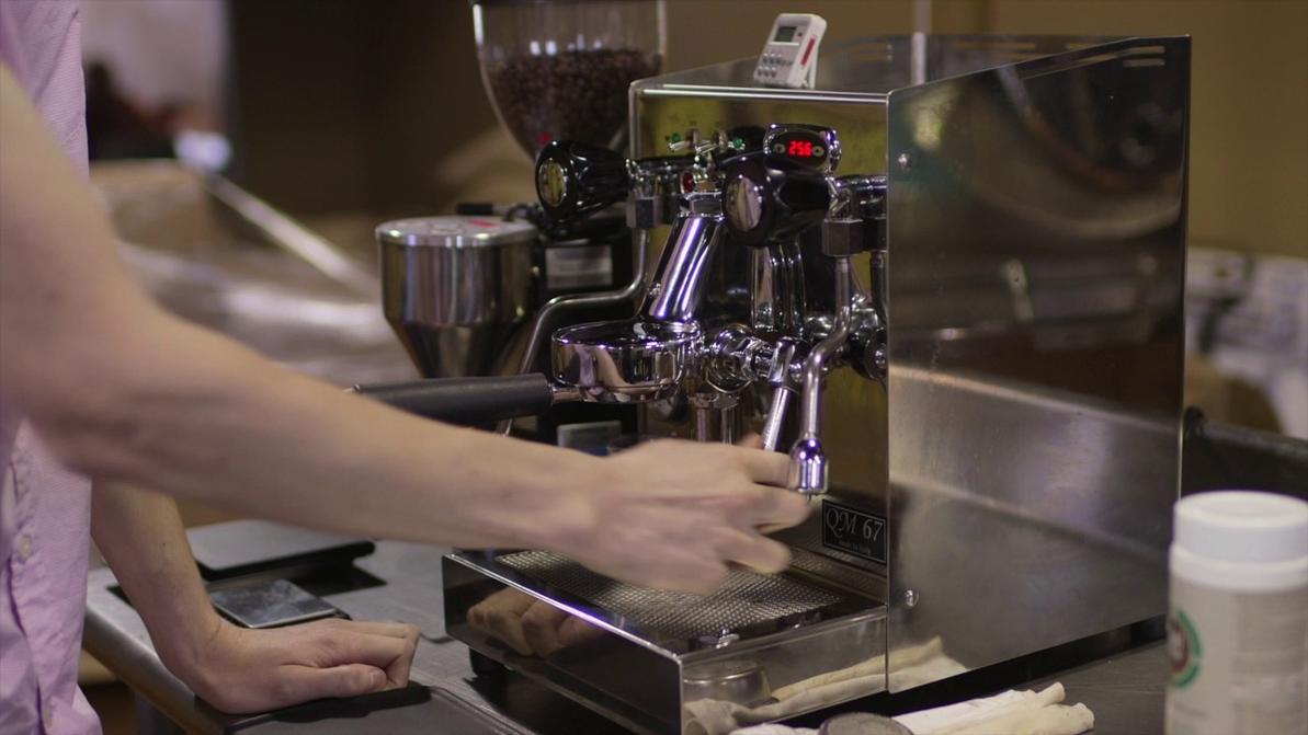 Product Maintenance   How To Backflush An Espresso Machine